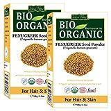 Indus Valley 100% Natural Fenugreek(Trigonella Foenum Greacum) Powder for hair...