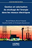 GESTION VALORISATION STOCKAGE L'ENERGIE