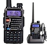 Mengshen Walkie Talkie UV-5R Plus UV-5RE Radio Profesional...