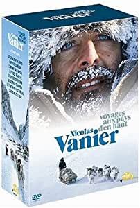 Nicolas Vanier : Voyages aux pays d'en haut - Coffret 8 DVD