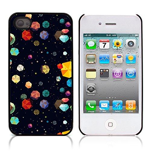 Graphic4You ALCHEMY Muster Harte Hülle Case Tasche Schutzhülle für APPLE IPHONE 4 und 4S Design #6