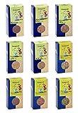 BIO Keimsprossen/Keimsaat Sortiment von Sonnentor (9 Sorten)