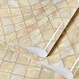 LCTCBZ Marmorpapier - Granitasche/Küchenarbeitsplatte Renovierung Sanierung Dickes wasserdichtes PVC Abnehmbares wasserdichtes Antifouling-Marmorkontaktpapier (Color : Q)