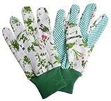 Esschert Kräuterdruck Handschuhe