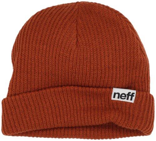 Neff Mütze Fold Beanie orange one size