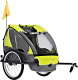 Adventure At3 Children's Two-Seater Trailer