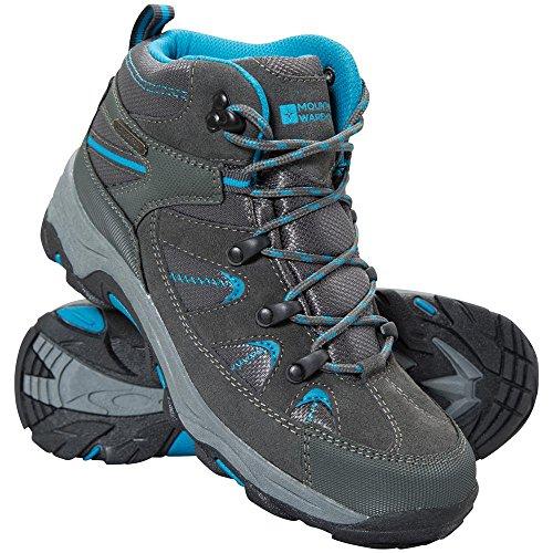 6dbda49d2c1 Mountain Warehouse Rapid Womens Waterproof Boots -Suede & Mesh Upper ...