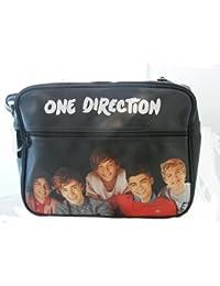 One Direction Deluxe Shoulder Bag - Design Noir