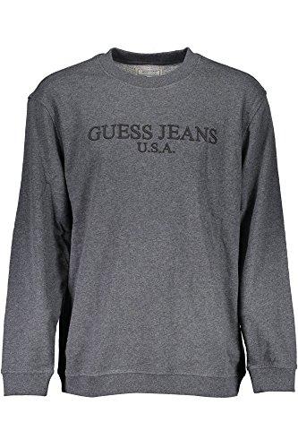 GUESS JEANS M73Q03R4J80 Sweatshirt with No Zip Men