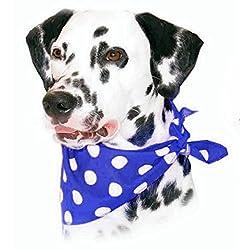 Cosipet Polka Dot Dog Bandana
