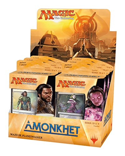 Devir Iberia - Magic The Gathering, Amonkhet Planeswalker Deck (345083)