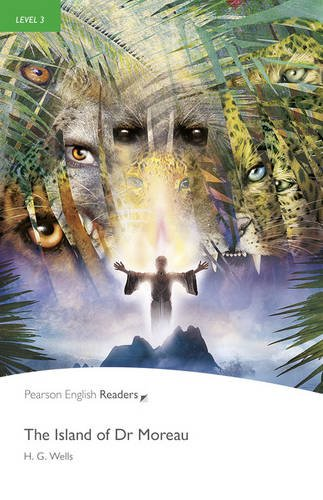 Penguin Readers 3: Island of Dr. Moreau, The Book & MP3 Pack (Penguin Readers (Graded Readers))