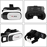 ApeCases® VR BOX 2.0 Virtual Reality Glasses.2016 3D VR Headsets for 4.7~6 Inch Screen Phones iphone 4S, iphone 5s, IPhone 6 / 6 S , Samsung LG Sony HTC, Nexus 6 etc. 4-6 inch Smartphones