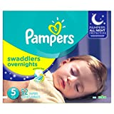 Pampers Baby Dry Extra Protection Windeln, Super Pack