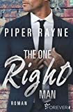 The One Right Man (Love and Order 2)