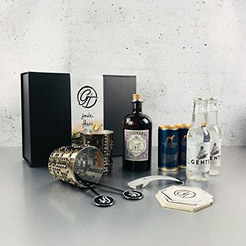Preisvergleich Produktbild Monkey 47 Schwarzwald Dry Gin & Tonic Geschenkset