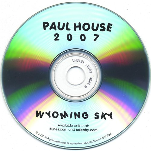 2007 wyoming sky by paul house on amazon music amazon for House music 2007