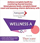 Thyrocare Wellness A Profile (Voucher Code delivered through email in 2 hours after order confirmation)