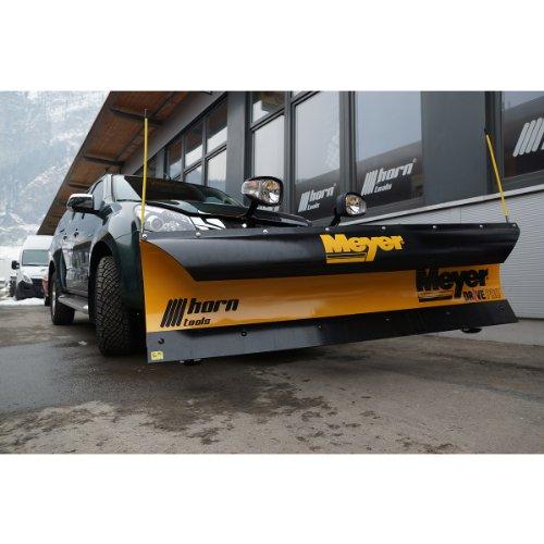 Isuzu Dmax DrivePro Schneepflugsystem 203cm 2012+ EZRH