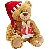 Amazon.de Geschenkgutschein mit Gratis Teddybär - 100 EUR (Teddybär) - Exklusiv für Prime Kunden