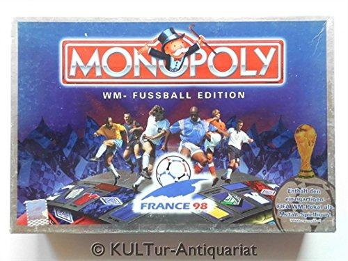Monopoly WM Fussball Edition France 98