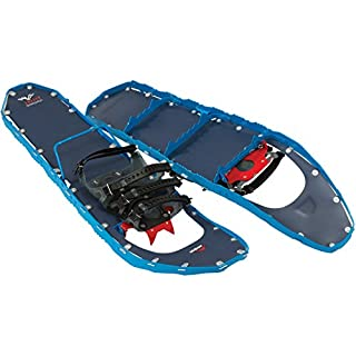 MSR Herren Lightning Ascent Ultralight All-Terrain-Schneeschuhen für Bergsteigen und Backcountry Verwenden, Blau (kobaltblau), 30-Inch