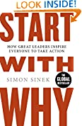 #5: Start With Why: How Great Leaders Inspire Everyone To Take Action