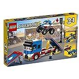 LEGO 31085 Stunt-Truck-Transporter, bunt
