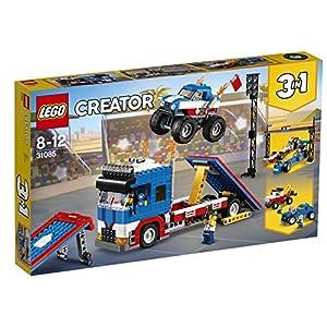 LEGO Truck Dello Stuntman Costruzioni Piccole Gioco Bambino Bambina Giocattolo 109  LEGO