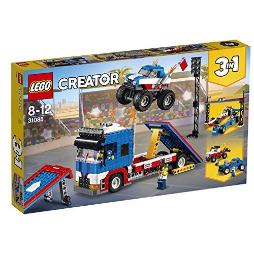 LEGO Creator - Espectáculo acrobático ambulante