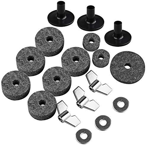 18 Pieces Cymbal Replacement Mus...