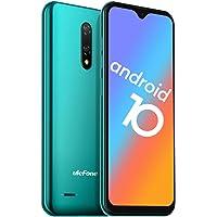 Ulefone Note 8P Smartphone Android 10-4G Dual SIM Billig Handy mit 3 in1 Steckplatz 5,5-Zoll-Bildschirm 2GB RAM 16GB ROM…