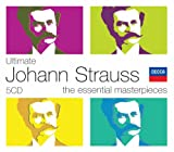 Coffret 5 CD : Ultimate Johann Strauss