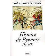 Histoire de Byzance : 330-1453