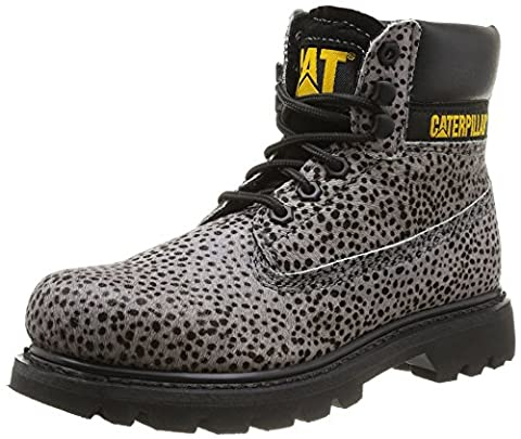 Caterpillar Colorado Femme - Caterpillar Colorado, Boots femme - Gris (Grey/Black),