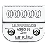 Andis Size 00000 Ultra Edge Detachable Blade