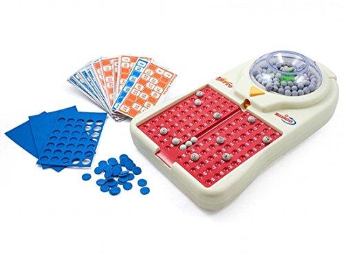 elektrisches bingo elecronic bingo spiel mit spielkarten