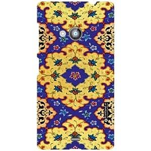 Printland Back Cover For Nokia Lumia 535 - beauty Designer Cases