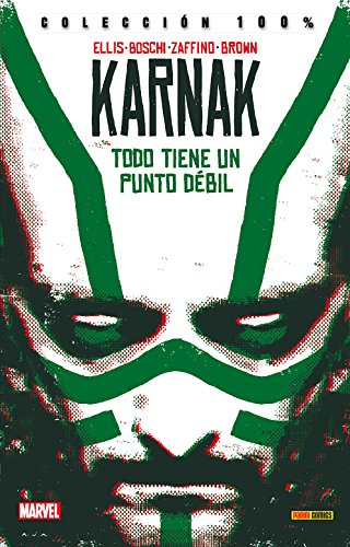 Karnak 1. The Flaw In All Things
