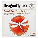 Dragonfly Breakfast Rooibos Tea 40s (pack of 1)