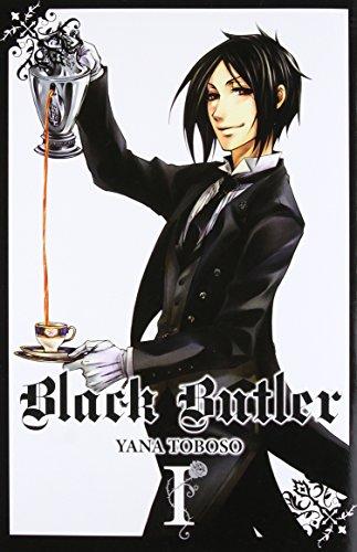 Black Butler - Volumen 1 por Yana Toboso