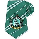 Harry Potter - Corbata Slytherin de seda ( accesorio de disfraz )