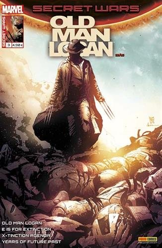Secret wars : old man logan 3