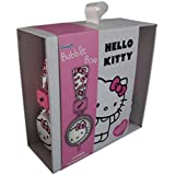 Hello Kitty HK0078 Casque Audio Supra-Auriculaire - Rose Bubble Bow
