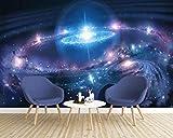 3d moderno minimalista universo stellato costellazione galassia murale sfondo muro 200cmx140cm Carte da parati non tessute/Murales/Carte da parati/Coperture per pareti/Pitture murali/Poster
