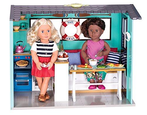 Our Generation BD37388Z Puppenzubehör (Unsere Generation-puppe Küche)