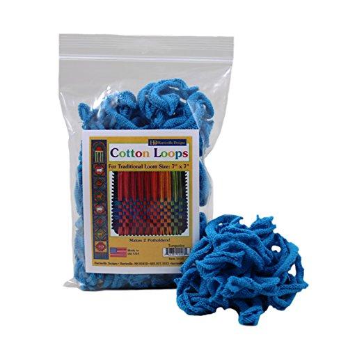 harrisville Designs 17,8cm Baumwolle Schlaufen, 16helle Farbe Optionen