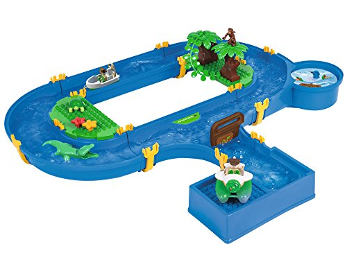 Preisvergleich Produktbild BIG 800055134 Waterplay Jungle Adventure