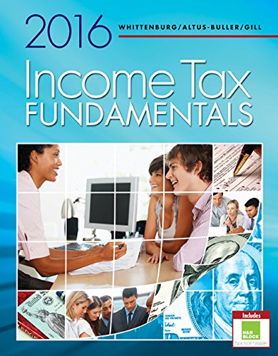 income-tax-fundamentals-2016-includes-hr-block-tax-software