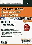 Scarica Libro Consulente del lavoro 2ª prova scritta Diritto tributario (PDF,EPUB,MOBI) Online Italiano Gratis